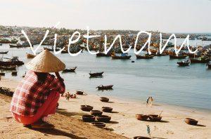 Горит тур во Вьетнам