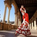 02 Nov 2010, Sevilla, Spain --- Flamenco dancer --- Image by © Hugh Sitton/Corbis